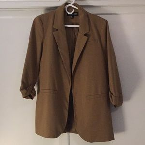 Forever 21 long blazer
